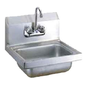 Hand & Wall Mounted Sinks