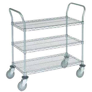 Wire Utility Cart
